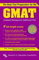 The Best Test Preparation for the GMAT, Graduate Management Admission Test