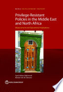 Privilege Resistant Policies in the Middle East and North Africa