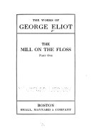 the works of george eliot the mill on the floss