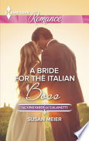 A Bride for the Italian Boss