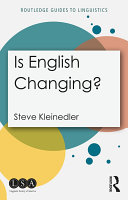 download ebook is english changing? pdf epub