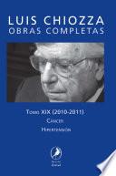 Obras Completas De Luis Chiozza Tomo Xix