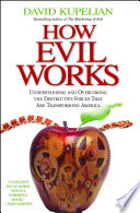 How Evil Works Book PDF