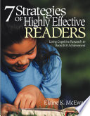 Seven Strategies of Highly Effective Readers