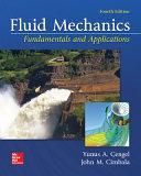 Fluid Mechanics  Fundamentals and Applications