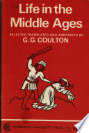 Life In The Middle Ages book