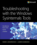 Troubleshooting with the Windows Sysinternals Tools