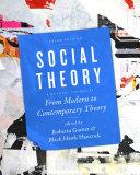 Social Theory, Volume II