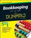 Bookkeeping All In One For Dummies