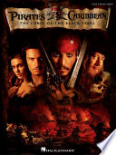 Pirates of the Caribbean   The Curse of the Black Pearl  Songbook