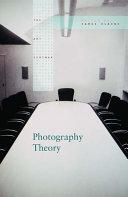 download ebook photography theory pdf epub
