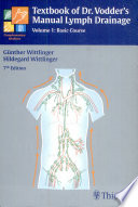 Textbook Of Dr Vodder S Manual Lymph Drainage