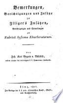 Bemerkungen Berichtigungen Und Zus Tze Zu Illigers Zus Tzen Berichtigungen Und Bemerkungen Zu Fabricii Systema Eleutheratorum