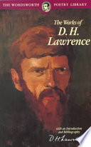 the life and works of david herbert lawrence