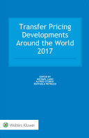 Transfer Pricing Developments Around the World 2017