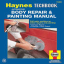 Automotive Body Repair Painting Manual