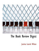 The Book Review Digest : quality. quality assurance was conducted...