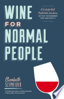 Book Wine for Normal People