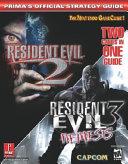 Resident Evil 2 resident Evil 3 Nemesis