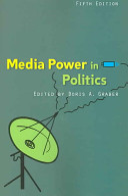 Media Power In Politics  5th Edition