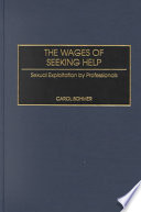 The Wages of Seeking Help