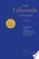 The Fifteenth Century XIII