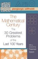 The Mathematical Century