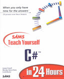 Sams Teach Yourself C# in 24 Hours