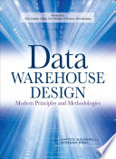 Data Warehouse Design  Modern Principles and Methodologies