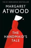The Handmaid's Tale-book cover