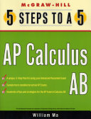 5 Steps to a 5 AP Calculus AB