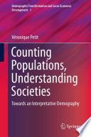 Counting Populations  Understanding Societies