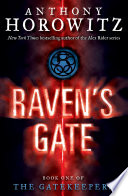download ebook the gatekeepers #1: raven's gate pdf epub