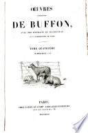 Oeuvres completes de Buffon
