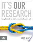 It's Our Research