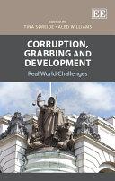 Corruption, Grabbing and Development