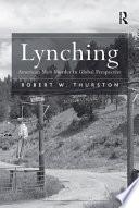 Lynching book