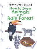How to Draw Animals of the Rain Forest