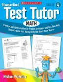 Standardized Test Tutor  Math Grade 4