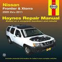 Nissan Frontier Xterra