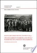 Zwangsarbeit in Rheinland-Pfalz während des Zweiten Weltkriegs