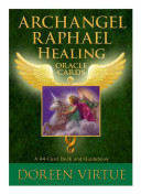 Archangel Raphael Healing Oracle Cards : helpful readings about health and healing. each oracle...