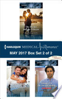 Harlequin Medical Romance May 2017 - Box Set 2 Of 2 : titles, available now! enjoy these...