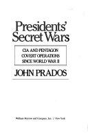 Presidents  secret wars