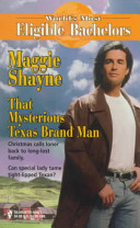 That Mysterious Texas Brand Man