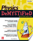 Physics DeMYSTiFieD  Second Edition