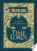 Doctor Who  A Brief History of Time Lords