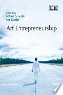 Art Entrepreneurship book