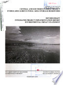 Central And Southern Florida Project, Everglades Agricultural Area Storage Reservoirs : ...