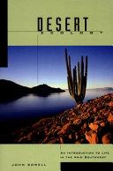 Desert Ecology Live In The Desert Desert Ecology Explores